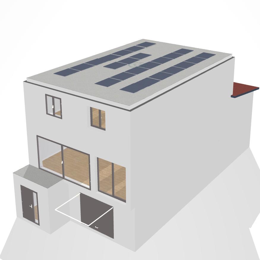 70 m2 maison particuliere - Massila Sun System